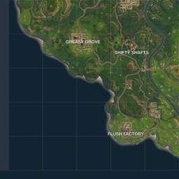 Fortnite Battle Royale Interaktive Map Survivethis